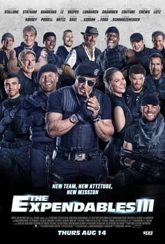 The Expendables 3 (2014) Hindi Dubbed