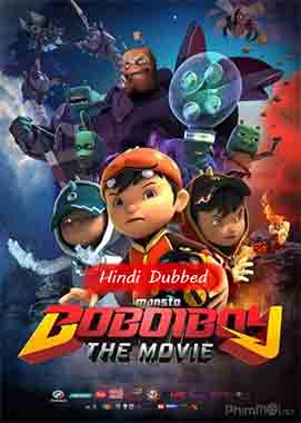 BoBoiBoy The Movie (2016) Hindi Dubbed