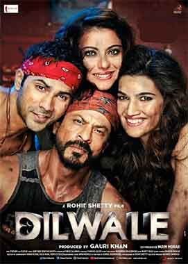 Dilwale (2015) Hindi