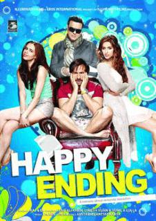 Happy Ending (2014) Hindi