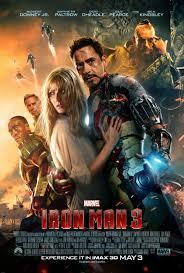Iron Man 3 (2013) Hindi Dubbed