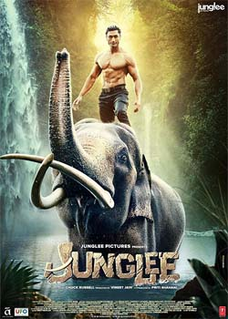 Junglee (2019) Hindi