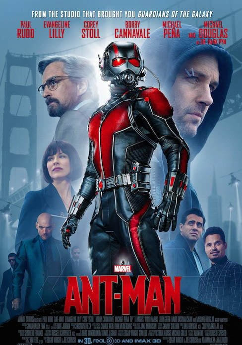 Ant-Man (2015) Hindi Dubbed
