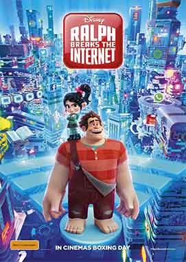 Ralph Breaks the Internet (2018) Hindi Dubbed