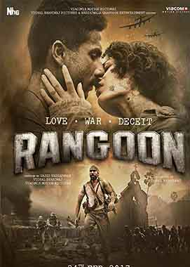 Rangoon (2017) Hindi