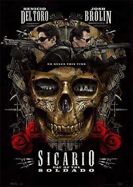 Sicario Day of the Soldado (2018)