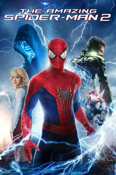 The Amazing Spider-Man 2 (2014) Hindi Dubbed