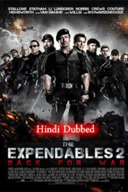 The Expendables 2 (2012) Hindi Dubbed