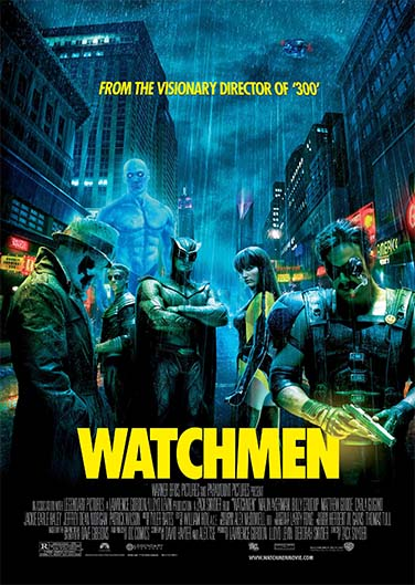 Watchmen (2009) Hindi Dubbed
