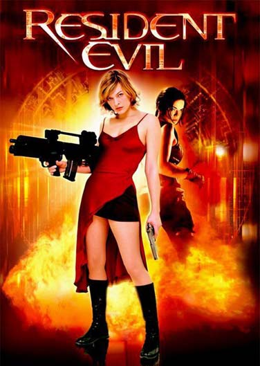 Resident Evil (2002) Hindi Dubbed