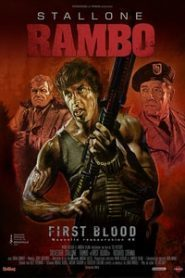 RAMBO: First Blood (1982) Hindi Dubbed
