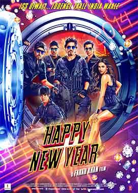 Happy New Year (2014) Hindi