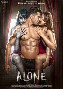 Alone (2015) Hindi