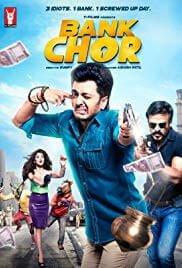 Bank Chor (2017) Hindi