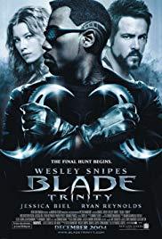 Blade Trinity (2004) Hindi Dubbed