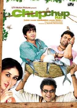 Chup Chup Ke (2006) Hindi
