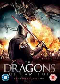 Dragons of Camelot (2014) Hindi Dubbed