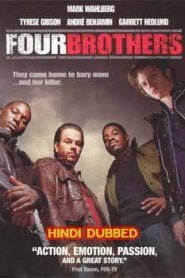 Four Brothers (2005) Hindi Dubbed Movie