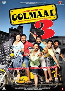 Golmaal 3 (2010) Hindi