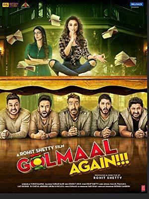 Golmaal Again (2017) Hindi