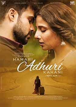Hamari Adhuri Kahaani (2015) Hindi