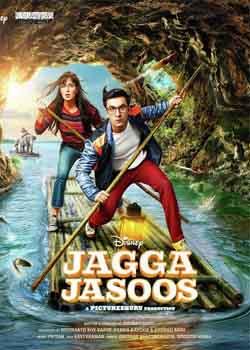 Jagga Jasoos (2017) Hindi