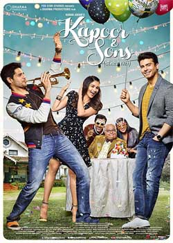 Kapoor & Sons (2016) Hindi