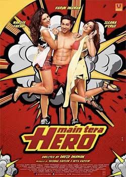 Main Tera Hero (2014) Hindi