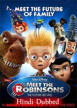 Meet the Robinsons (2007) Hindi Dubbed