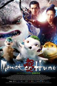 Monster Hunt (2015) Hindi Dubbed