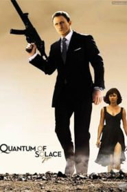 Quantum of Solace (2008) Hindi Dubbed