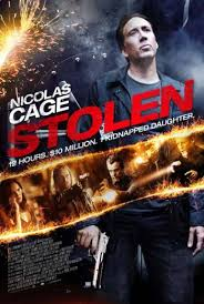 Stolen (2012) Hindi Dubbed