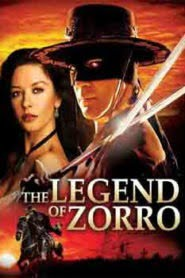 The Legend of Zorro (2005) Hindi Dubbed