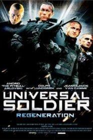 Universal Soldier Regeneration (2009) Hindi Dubbed