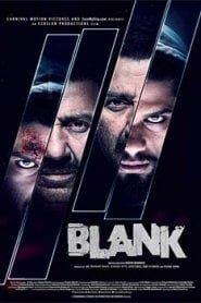 Blank (2019) Hindi
