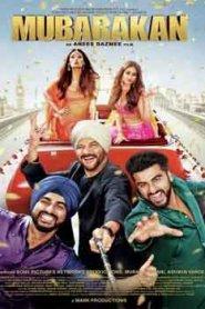 Mubarakan (2017) Hindi