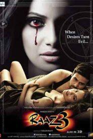 Raaz 3 The Third Dimension (2012) Hindi