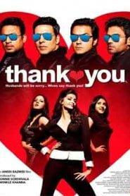 Thank You (2011) Hindi