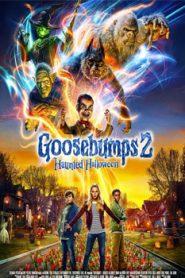 Goosebumps 2 Haunted Halloween (2018) Hindi Dubbed