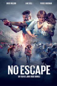 No Escape (2015) Hindi Dubbed