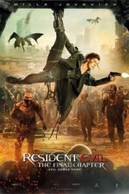 Resident Evil The Final Chapter (2017) Hindi Dubbed