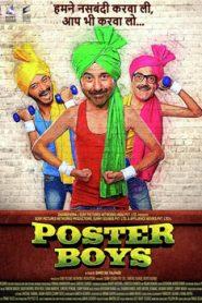 Poster Boys (2017) Hindi