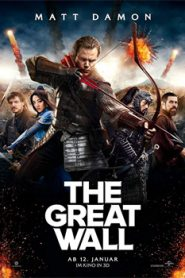 The Great Wall (2016) Hindi Dubbed