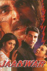 Jaanwar (1999) Hindi