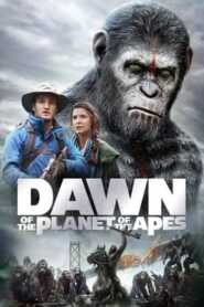 Dawn of the Planet of the Apes (2014) Hindi Dubbed