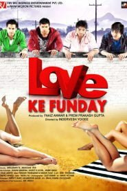 Love Ke Funday (2016) Hindi
