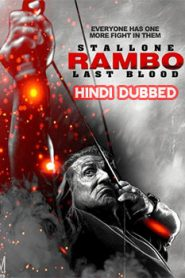 Rambo Last Blood (2019) Hindi Dubbed