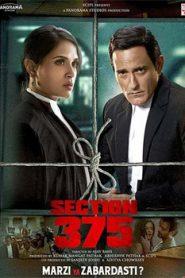 Section 375 (2019) Hindi