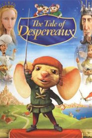 The Tale of Despereaux (2008) Hindi Dubbed