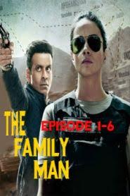 The Family Man (2019) Episode 1-6 Hindi Season